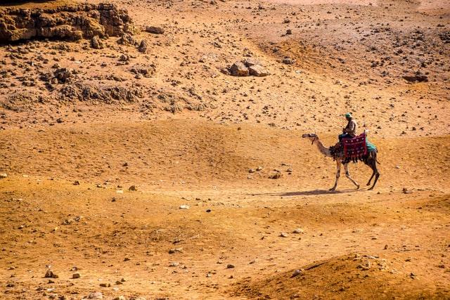 Giza Plateau, Al Giza Desert, Egypt